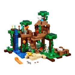 LEGO 21125 Dům na stromě v džungli