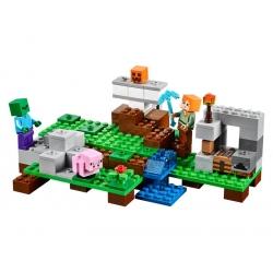 LEGO 21123 Železný Golem