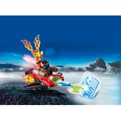 PLAYMOBIL 6834 Icebot s odpalovačem