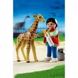 PLAYMOBIL 3253 Mládě žirafy