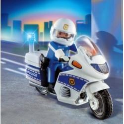 Playmobil 4262 Policejní motorka