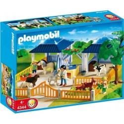 Playmobil 4344 Školka pro nemocná zvířátka