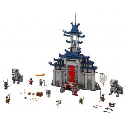 LEGO 70617 Chrám nejmocnější zbraně