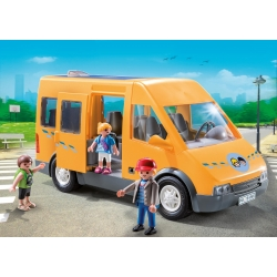 PLAYMOBIL 6866 Školní autobus