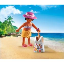 PLAYMOBIL 6886 Fashion Girl - Beach