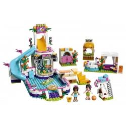 LEGO 41313 Letní bazén v městečku Heartlake
