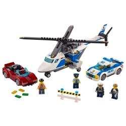 LEGO 60138 Honička ve vysoké rychlosti