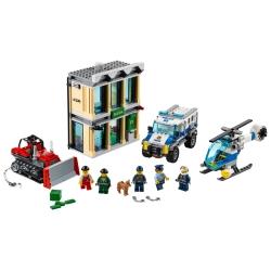 LEGO 60140 Mobilní velitelské centrum