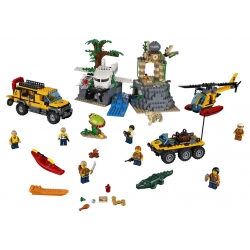 LEGO 60161Průzkum oblasti v džungli