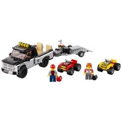 LEGO 60148 Závodní tým čtyřkolek