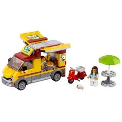 LEGO 60150 Dodávka s pizzou