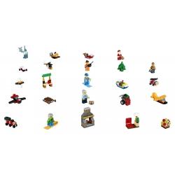 LEGO 60155 Adventní kalendář