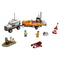 LEGO 60165 Vozidlo zásahové jednotky 4x4