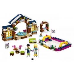 LEGO 41322 Kluziště v zimním středisku