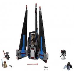 LEGO 75185 Vesmírná loď Tracker I