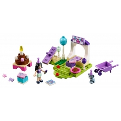 LEGO 10748 Emma a oslava pro mazlíčky