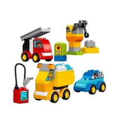 LEGO 10816 Moje první autíčka a náklaďáky