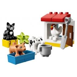 LEGO DUPLO 10870 .Zvířátka z farmy