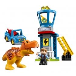 LEGO DUPLO 10880T. rex a věž