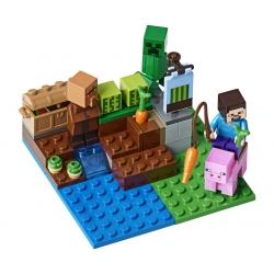 LEGO .21138 .Melounová farma