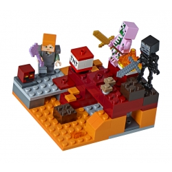 LEGO 21139 .Podzemní souboj