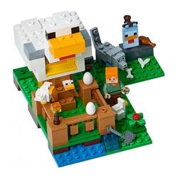 LEGO 21140 Kurník