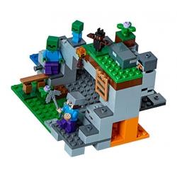 LEGO .21141 .Jeskyně se zombie