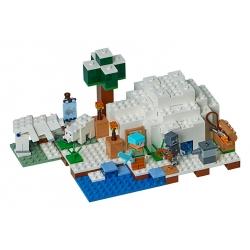 LEGO .21142 .Iglú za polárním kruhem