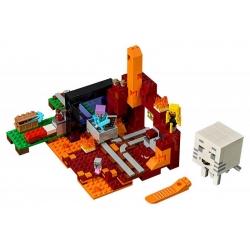 LEGO .21143 .Podzemní brána