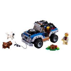 LEGO 31075 Dobrodružství ve vnitrozemí