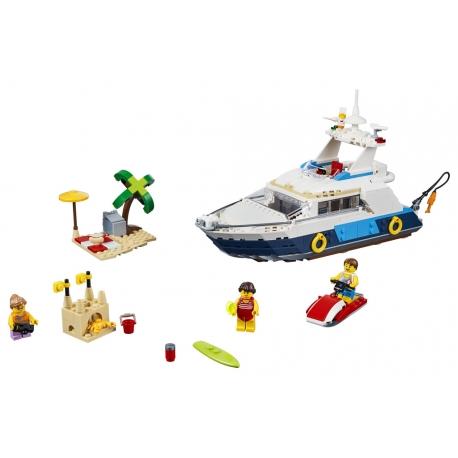 LEGO 31083 Dobrodružná plavba