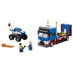 LEGO 31085 Mobilní kaskadérské představení