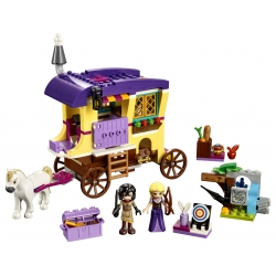 LEGO 41157 Locika a její kočár