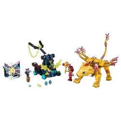 LEGO 41192 .Azari a chycení ohnivého lva