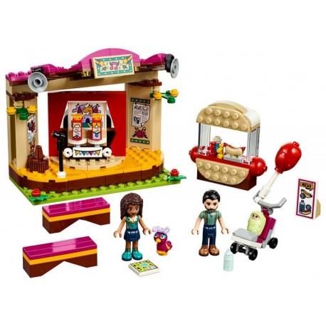 LEGO 41334 .Andrea a její vystoupení v parku