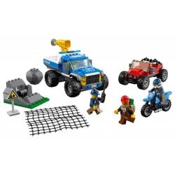 LEGO 60172 Honička v průsmyku