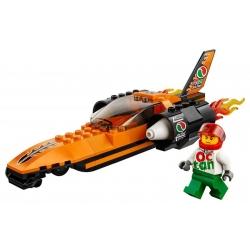 LEGO 60178 Rychlostní auto