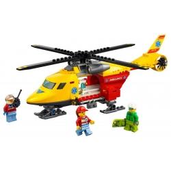 LEGO 60179 Záchranářský vrtulník