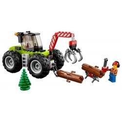 LEGO 60181 Traktor do lesa