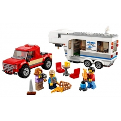 LEGO 60182 Pick-up a karavan