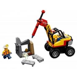 LEGO 60185 Důlní drtič kamenů