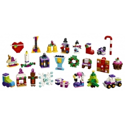 LEGO 41353 Adventní kalendář Friends