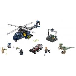 LEGO 75928 Pronásledování Bluea helikoptérou