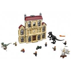 LEGO 75930 Řádění Indoraptora v Lockwoodově sídle