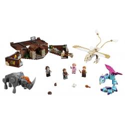 LEGO 75952 Mlokův kufr plný kouzelných tvorů