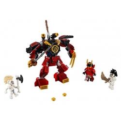 LEGO 70665 Samurajův robot