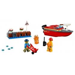 LEGO 60213 Požár v přístavu